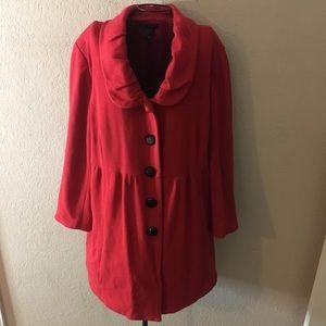 🎉Nice woman's Macy's INC coat size 2X look🎉